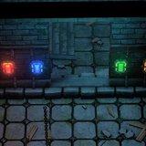 Farbrätsel im Schildlabyrinth lösen