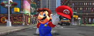 Super Mario Odyssey: Jump'n'Run läuft in 900p und flüssigen 60 FPS