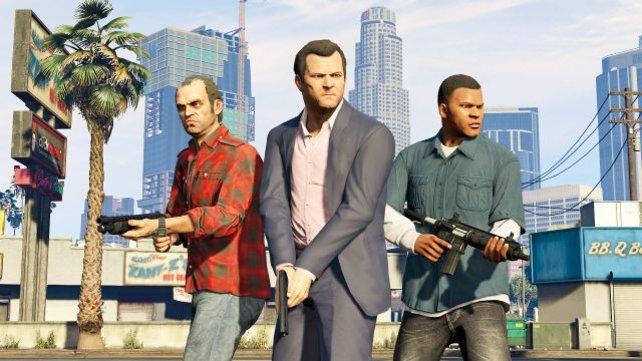 Die Geschichte von Michael, Trevor und Franklin aus GTA 5 wurde bislang über 90 Millionen Mal verkauft.