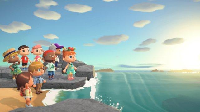 Keine strahlenden Aussichten für Cheater: Nintendo behebt einen Fehler in Animal Crossing: New Horizons.
