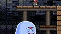 <span></span> Super Mario World: Ihr könnt die riesigen Buu Huus besiegen