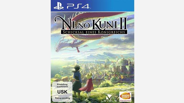 Das Cover der PS4-Version von Ni No Kuni 2 - Revenant Kingdom.