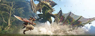 Specials: Vorbereitung auf Monster Hunter Generations: Evolution der Waffen und Kampfstile in der Serie Monster Hunter