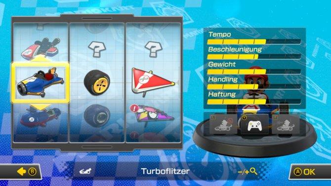 beste kart Mario Kart 8 Deluxe: Bester Fahrer und bestes Kart | spieletipps beste kart