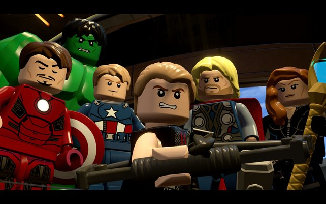 Lego Marvel Avengers: Cheats für Charaktere und Fahrzeuge | spieletipps