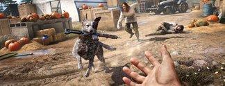 Panorama: Twitter-Account listet Videospiele, in denen ihr Hunde streicheln könnt