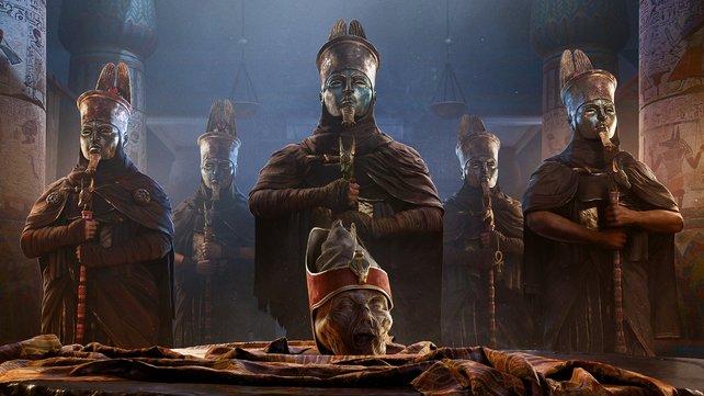 In Assassin's Creed stürzt ihr viele Templer, aber den Fadenzieher bekommt ihr nicht zu fassen.