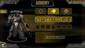 Warhammer 40,000  Space Wolf Official Gameplay