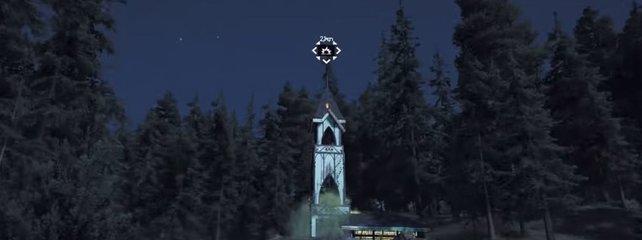 Far Cry 5 Wolfsköder Karte.Far Cry 5 Schreine Finden Und Falsche Götzen Beenden Spieletipps