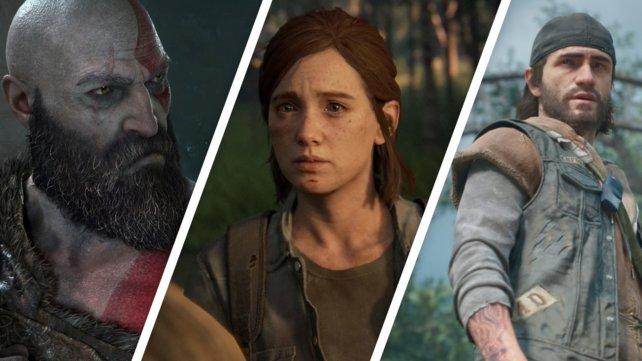 God of War, The Last of Us 2 und Days Gone sind aktuell im PS-Store im Angebot.