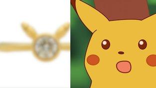 Pikachu ist empört!
