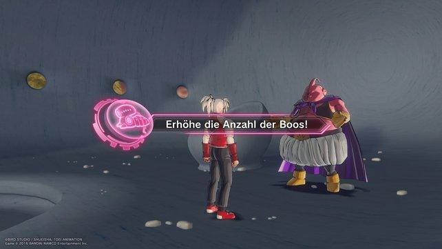 Füttert den gefräßigen Boo, wenn ihr das alternative Ende von Xenoverse 2 erleben wollt.