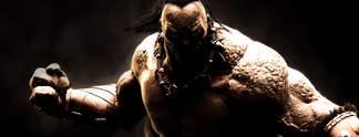 Vorschauen: Mortal Kombat X: Letzter Boxstopp bevor es in den Handel kommt - im Ausland