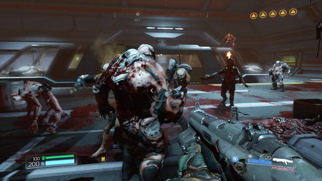 Doom ... das Schlachtfeld wartet.