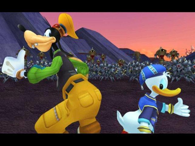 Alles halb so wild? Stefan legt für Kingdom Hearts 2 seine Hand ins Feuer.
