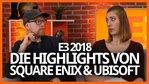 Video-Fazit zu Square Enix und Ubisoft