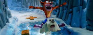 Crash Bandicoot N. Sane Trilogy: Neuer Trailer zeigt frostigen Begleiter