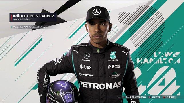 Fahrerwertungen: Sieben Weltmeistertitel machen Lewis Hamilton zum besten Fahrer in F1 2021.