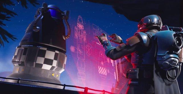 Blockbuster-Ladebildschirm aus Woche 8: