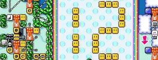Panorama: Spieler baut einen funktionierenden Taschenrechner