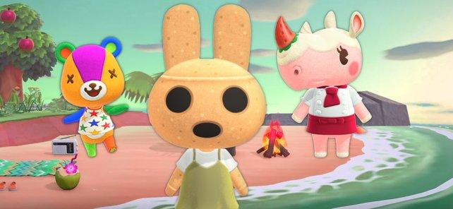 Animal Crossing: New Horizons hat einen bunten Haufen niedlicher Tiere zum liebhaben anzubieten.