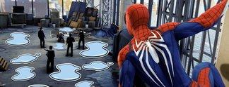 Spider-Man: Insomniac reagiert mit Pfützen auf die Downgrade-Vorwürfe