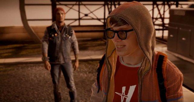 Eugene ist ein echter Gamer und setzt seine Video-Kraft künftig gegen die Schurken in Seattle ein.