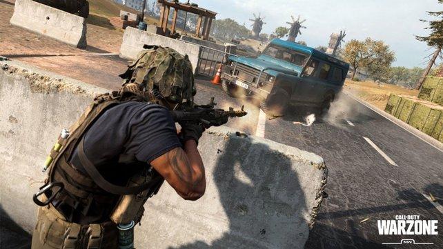 CoD: Warzone: Manchmal wird etwas psychologische Kriegsführung gebraucht.