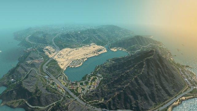 Die Map von GTA 5 gilt als eine der besten Open Worlds. Wie soll GTA 6 das noch schlagen können?