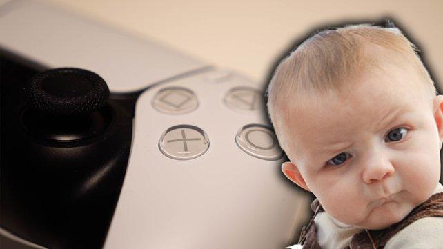 Ob Sony das mit dem PS5-Controller beabsichtigt hat?