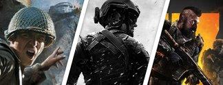 Call of Duty: Die Entwicklung des Multiplayer bis zu Black Ops 4