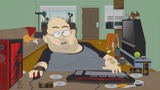 So nahm sich South Park dem Phänomen WoW in einer Folge an. Quelle: Comedy Central.