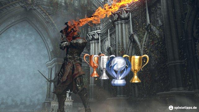 Wir freuen uns auf die Herausforderung, alle Trophäen von Demon' Souls für die PS5 freizuschalten.