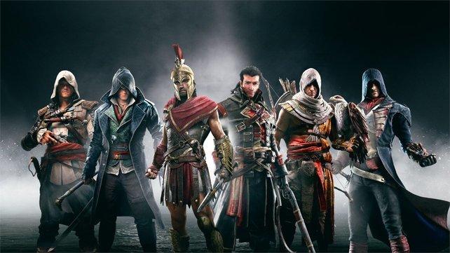 Zahllose Zeitepochen und Protagonisten hat Assassin's Creed schon erlebt. Einer hat sich ganz besonders eingeprägt.
