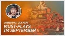 3 Spiele, die ihr im September unbedingt zocken müsst