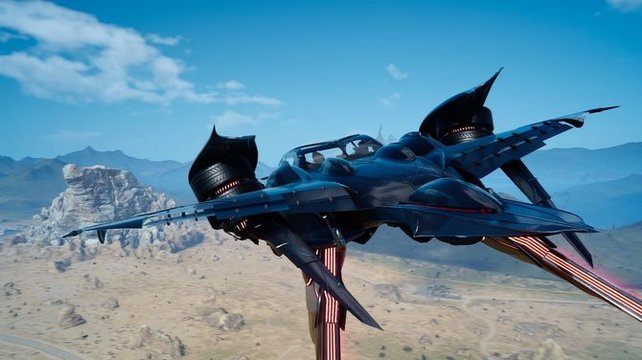 Dieses fliegende Auto kann schon bald euch gehören.