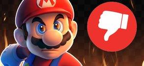 Neues Mario-Spiel macht keine gute Figur, Fans sind wütend