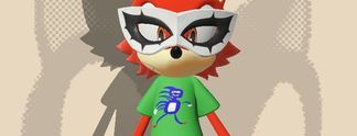 Panorama: Sonic Forces: Entwickler beweisen Humor mit Sanic-T-Shirt