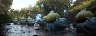Panorama: Dritter Trailer zeigt neue Pokémon