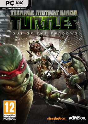 Teenage Mutant Ninja Turtles - Out of Shadows