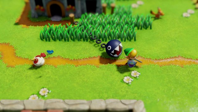 The Legend of Zelda - Link's Awakening bekommt ein Remake.