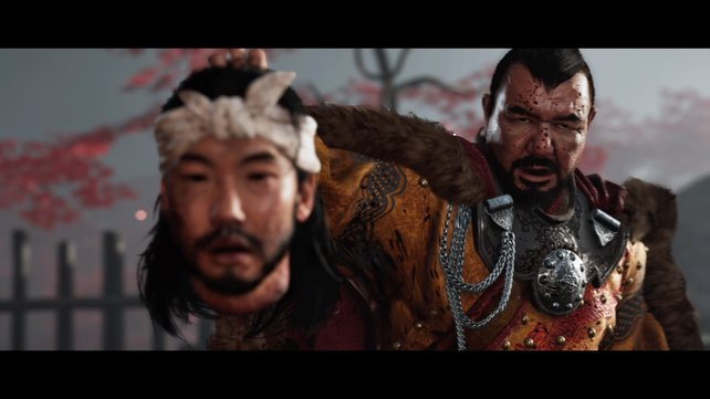 Taka weigert sich Jin zu töten und greift den Khan an, welcher diesen aber überwältigt und enthauptet.