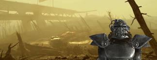 Fallout 4: Warum hat jeder sechste Spieler nicht mal das Ödland betreten? (Umfrage)
