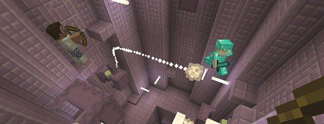 Minecraft Neues Update Wird Die KonsolenVersionen Viel Besser Machen - Minecraft spieletipps pc