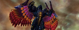 Final Fantasy X: Fan baut gigantische Bahamut-Figur aus LEGO