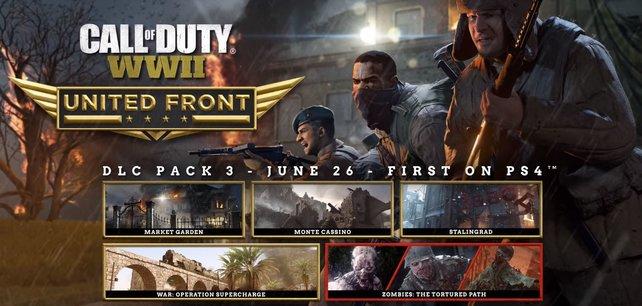 """""""United Front"""" ist für PS4-Besitzer seit dem 26. Juni 2018 zu haben. PC- und Xbox-Spieler dürfen einen Monat später ran."""