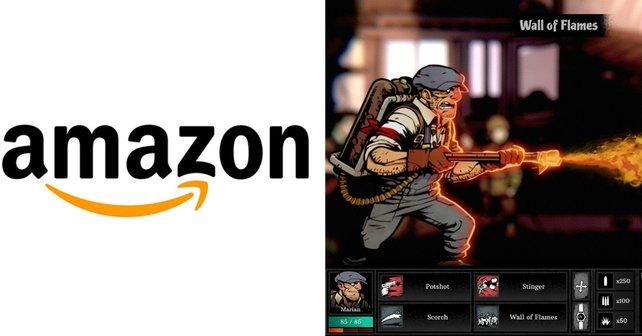 Mit Prime Gaming sagt Amazon seinen PC-Konkurrenten Microsoft und Epic Games den Kampf an.