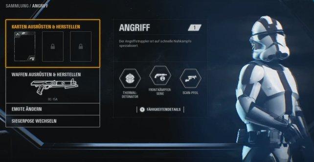 Mit der Vielzahl an Sternkarten habt ihr in SW: Battlefront 2 die Qual der Wahl.