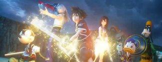 Kingdom Hearts 3: Spoiler in Umlauf wegen gestohlener Spiele