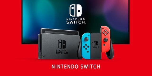 Die Nintendo Switch ist ein echter Verkaufsschlager